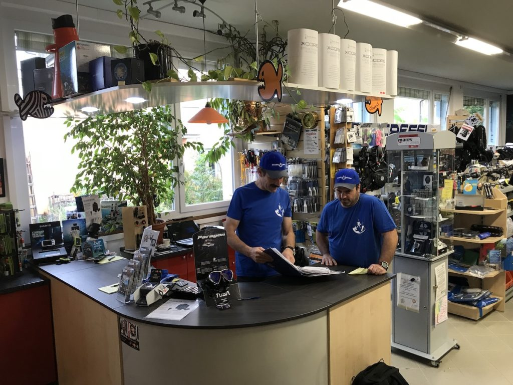 Scuba-Shop Aarau
